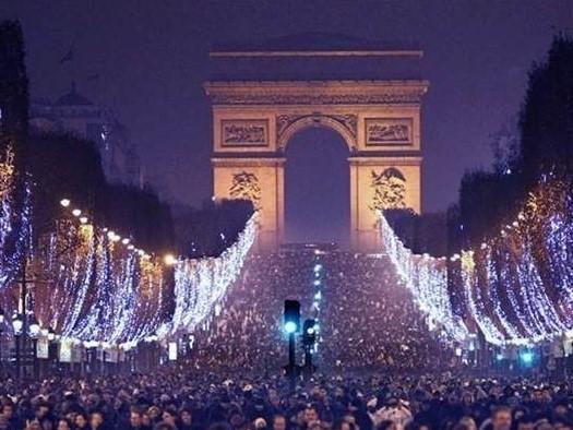 جشن و فستیوال ها در پاریس
