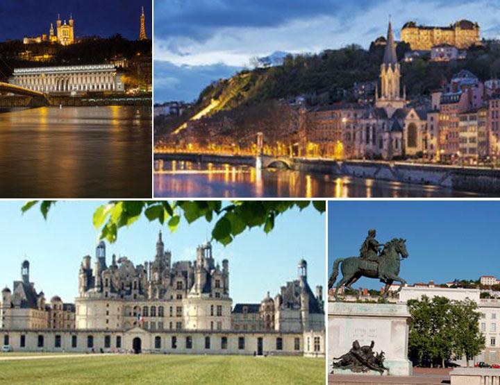 Lyon Une seule ville, 2000 ans d'histoire