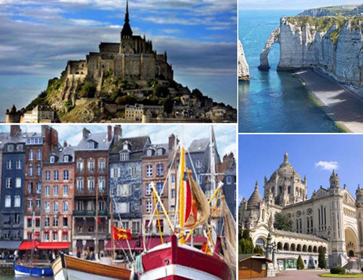 Normandie L'ancienne terre viking