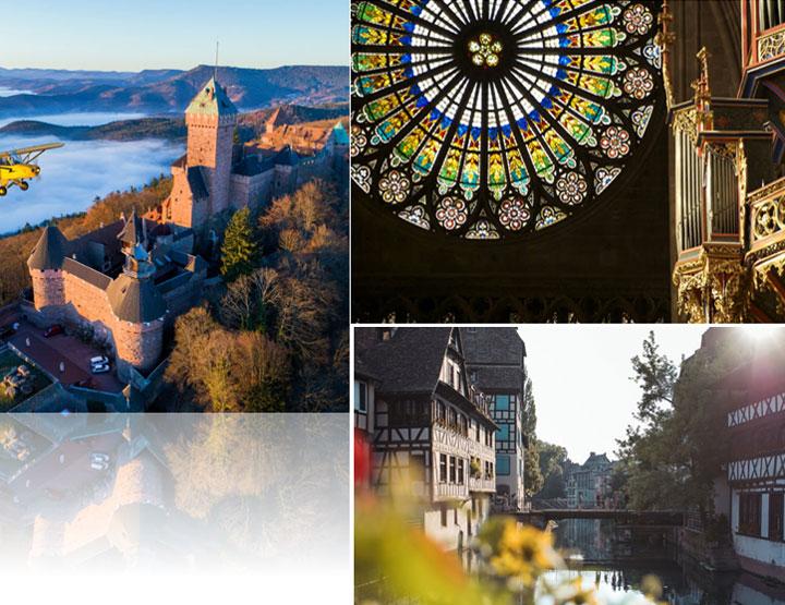 Une semaine en Alsace