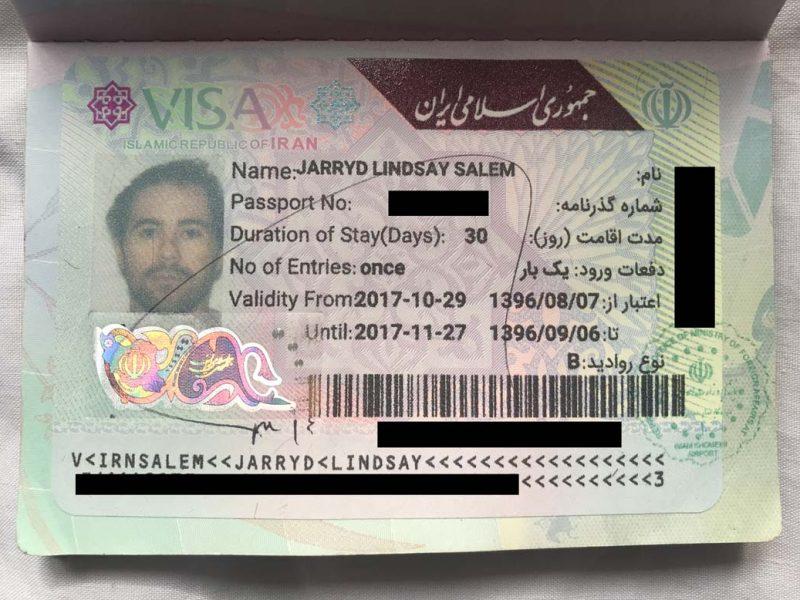 Traveling to Iran Visa-Free in 2020