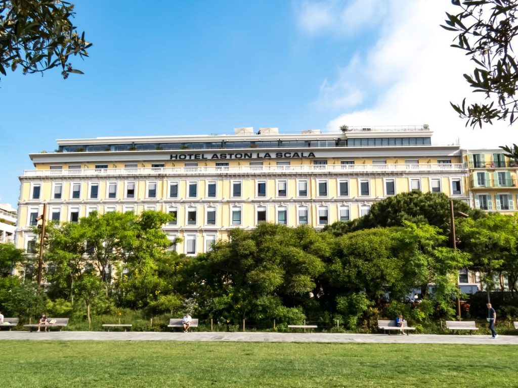 The Aston La Scala Hotel