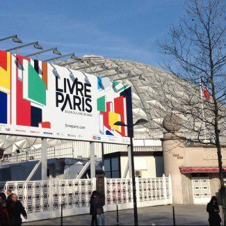 نمایشگاه کتاب پاریس