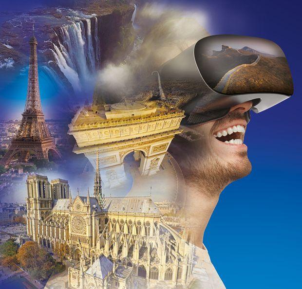 فلای ویو پاریس (FLY VIEW PARIS )